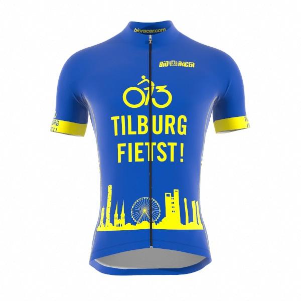 Nieuw Tilburg Fietst Wielertenue