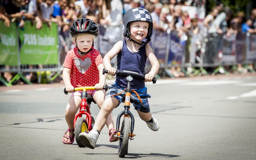 Fietsforum organiseert fotowedstrijd 'De blije Tilburgse fietser'