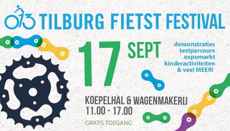 Tilburg Fietst festival 2017