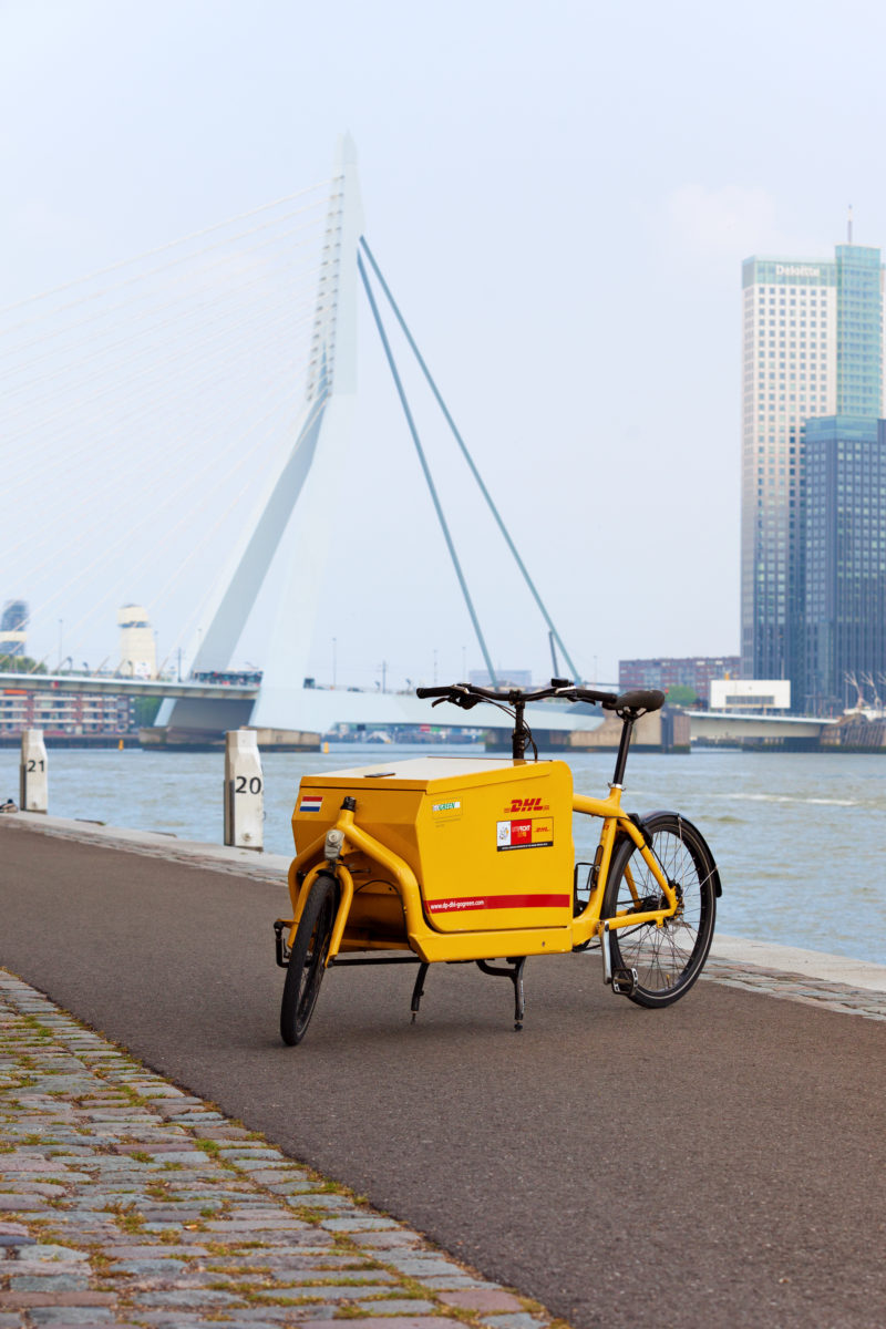 DHL parcycle