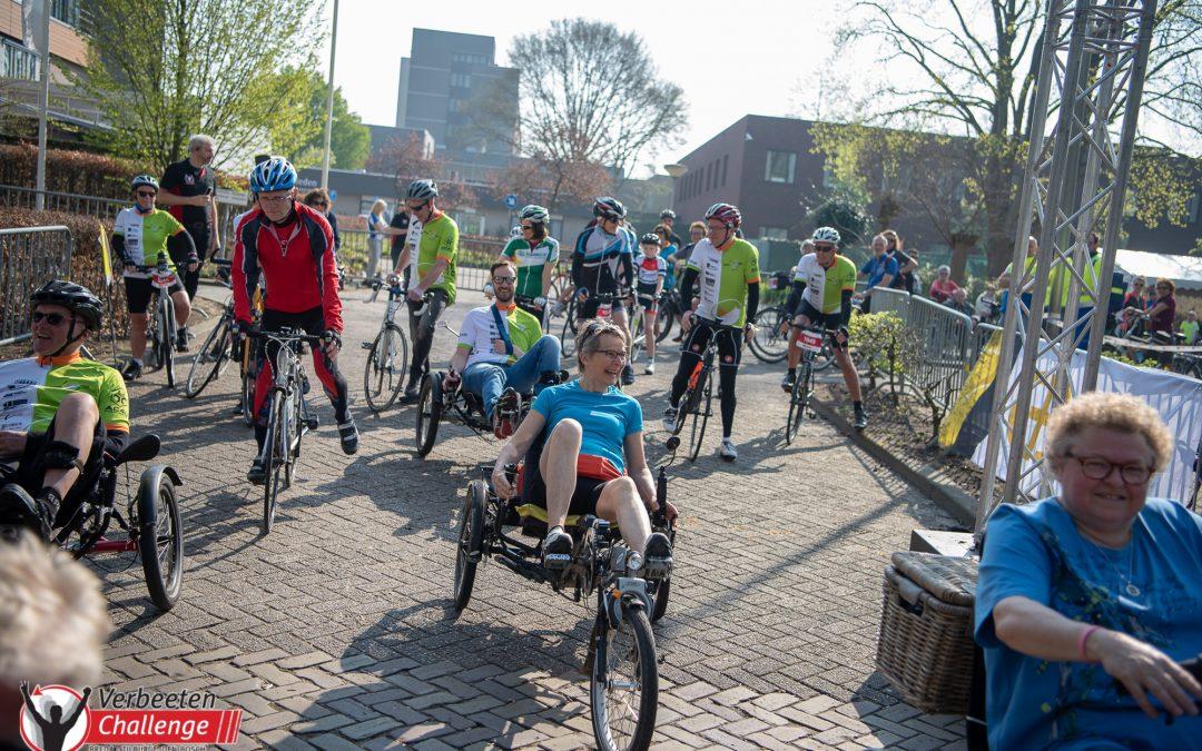 Schrijf je in voor de Verbeeten Challenge en fiets mee!