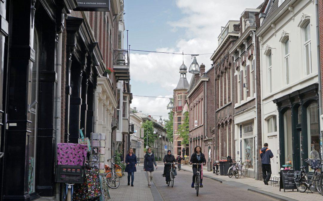 Komend voorjaar nieuwe fietsenstalling Dwaalgebied