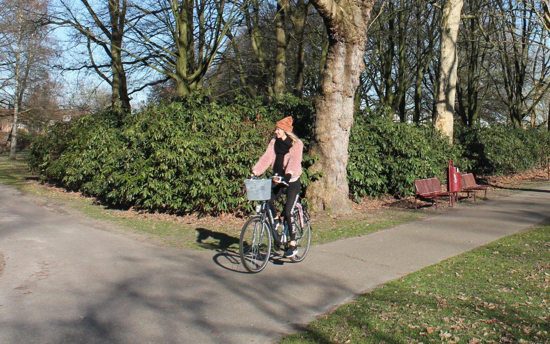Diamant-Groep omarmt de fiets
