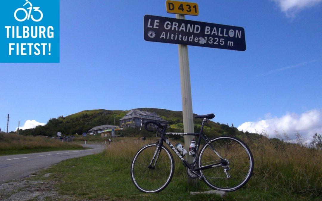 Traverse cliënten starten met fietsuitdaging