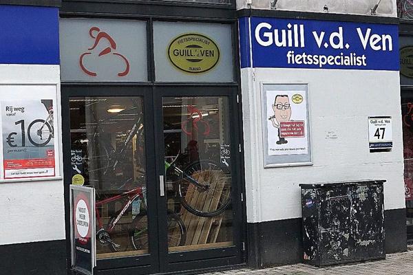 Fietsspecialist Guill v.d. Ven