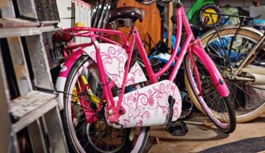 Ieder kind een goede, veilige fiets. Daar gaan we voor in Tilburg.
