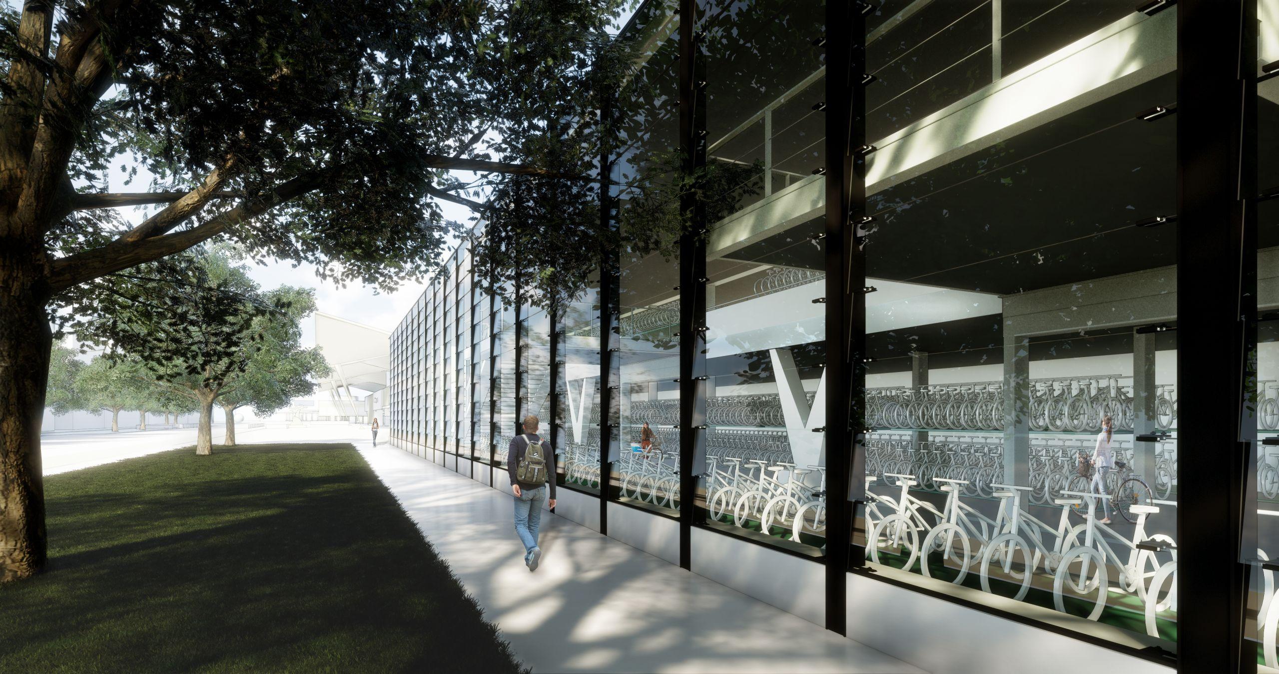 Nieuwe fietsenstalling station Tilburg open vanaf 21 juli