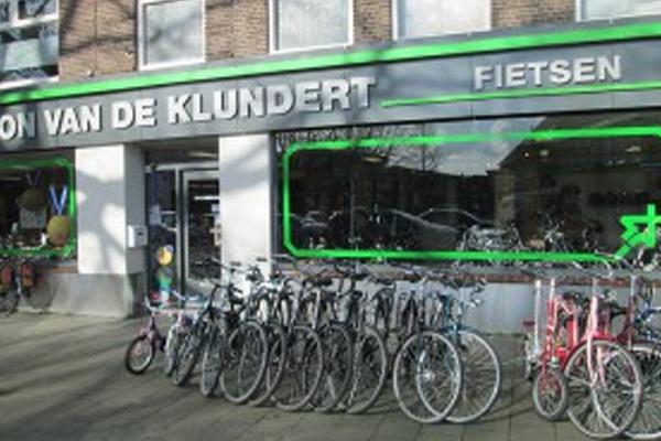 Rijwiel- en Bromfietshandel Ton van de Klundert