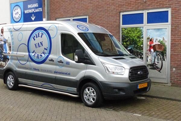 Piet van Iersel Tweewielers