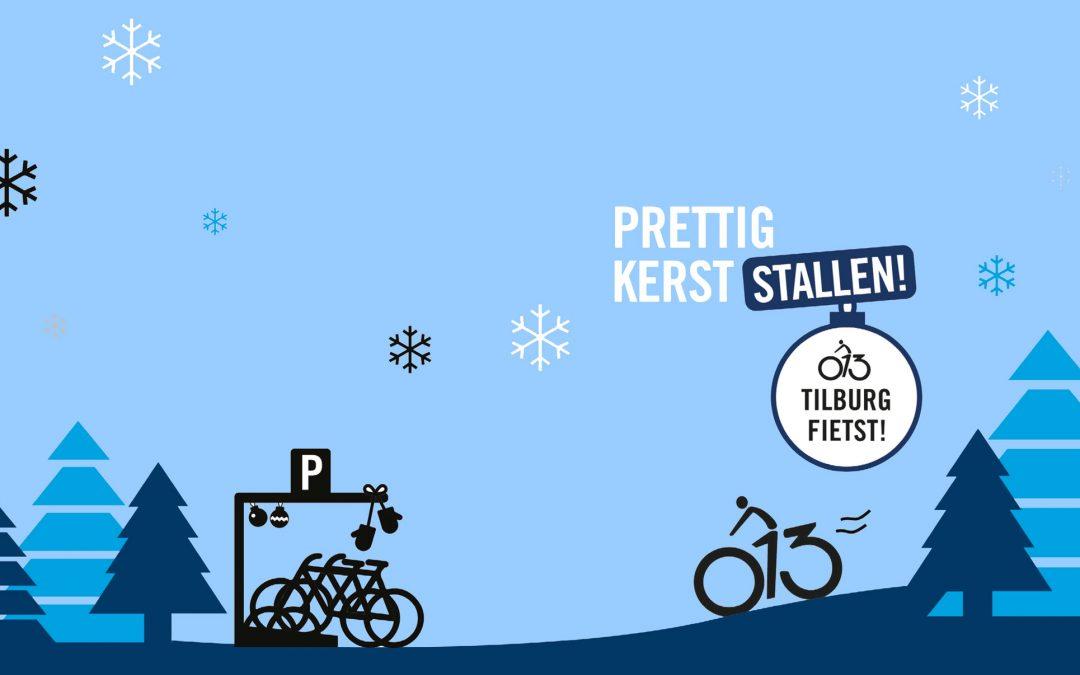 Feestelijk welkom en kadootjes bij fietsenstalling Katterug