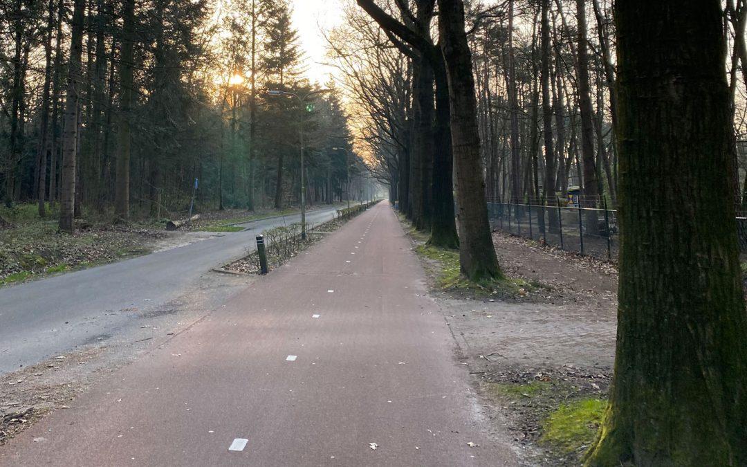 Aanleg snelfietsroute Tilburg – Breda gestart