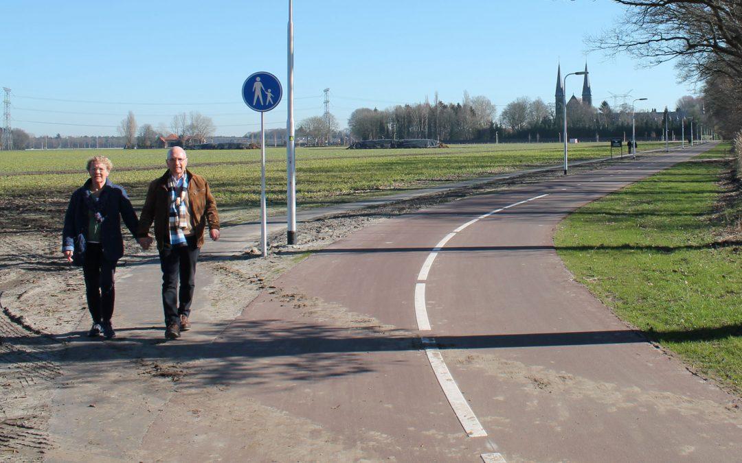 Met de benenwagen kilometers maken steeds populairder